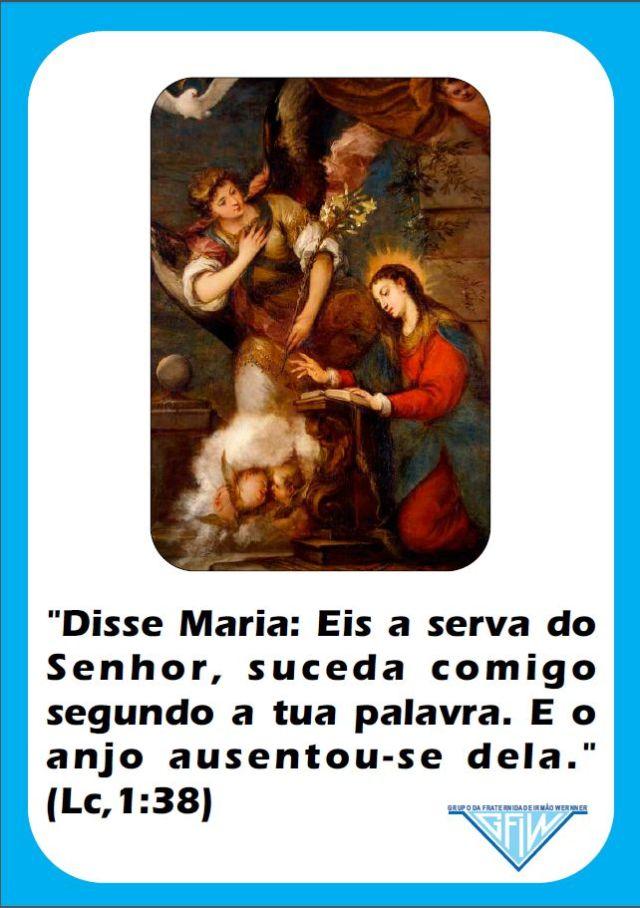 1 Maria-Evangelho
