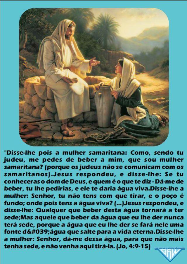 6 A mulher samaritana